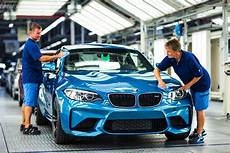 bmw m2 production begins in leipzig