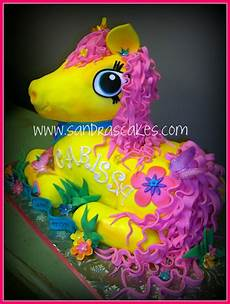 Malvorlagen My Pony Cake My Pony Birthday Cake