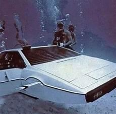 underwater car future scuba bond lotus esprit bond cars