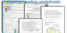 weather reading comprehension worksheets 14512 weather reading worksheets