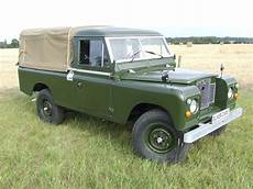 Land Rover Series 2 A 109 Up Oliver Cars Ltd
