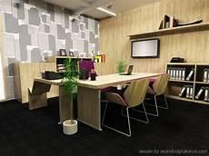Desain Interior Kantor Yang Nyaman Untuk Bekerja