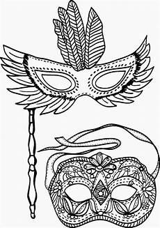 die besten 25 fasching masken ausmalbilder ideen auf