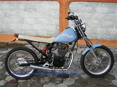Modifikasi Honda Gl by Modification Honda Gl Motor Modif Contest