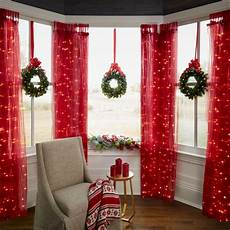 Decorations For Windows With Lights by Window Lights Decoration And Ideas