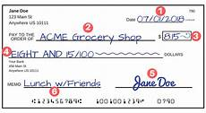 how to write a check a step by step guide