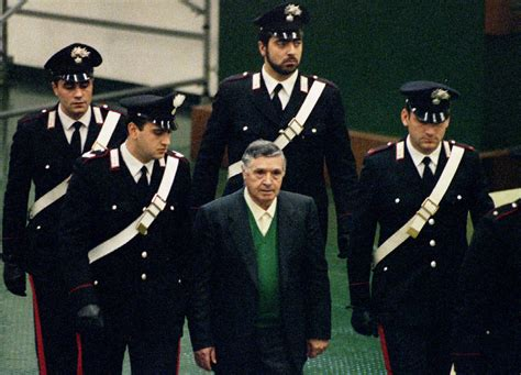 La Cosa Nostra Mafia