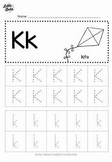 worksheets for the letter k 24418 free letter k tracing worksheets