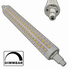r7s led 15 watt 189mm rund dimmbar warmwei 223 leuchtmittel