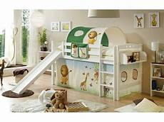 letto con scivolo per bambini cameretta bambini letto a soppalco scivolo legno faggio
