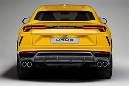2019 Lamborghini Urus Rear  AUTOBICS