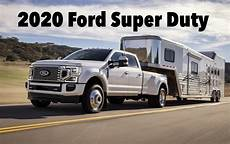 new 2020 ford duty gets more diesel power and a new
