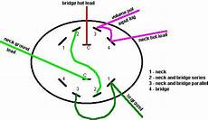 guitar rotary switch wiring diagram help wiring p j with a 4 position 3 pole rotary switch talkbass