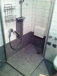 ebenerdige dusche bauen fliesen polomski ebenerdige duschen
