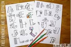 Kinder Malvorlagen Abc Abc Zum Ausdrucken Und Ausmalen Handmade Kultur