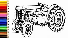 Ausmalbilder Erwachsene Traktor Traktor Ausmalbilder Traktor Zeichnen Und Malen F 252 R