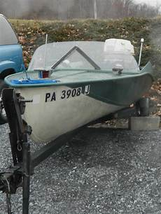 crestliner jetstreak runabout aluminum feathercraft johnson outboard boat for sale from usa