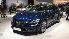 Renault Talisman Grandtour 2018 In Detail Review