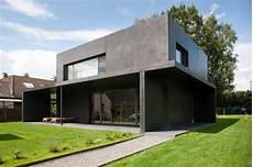 haus aus betonfertigteilen objekt details beton org