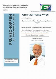 Malvorlagen Umwelt Nrw Einladung Zum Politischen Fr 252 Hschoppen Europa Union