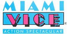 miami vice logo miami vice spectacular thestudiotour