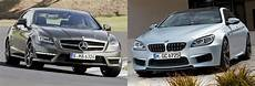 to bmw m6 gran coupe vs mercedes cls63