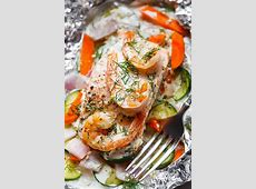 salmon foil packets in oven