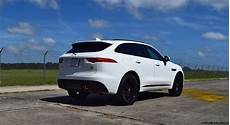 Jaguar F Pace Car And Driver by 2017 Jaguar F Pace S Usa Drive Review And