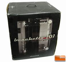 microcool banchetto 101 microcool banchetto 101 open air modular chassis review