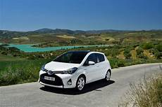 Toyota Yaris Hsd Galerie Photos