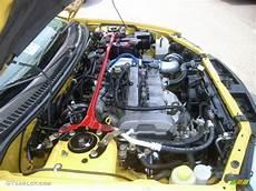 2003 Mazda Protege5 Engine