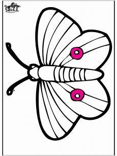 stechkarte schmetterling malvorlagen insekten