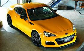 Subaru BRZ TS Revealed For Japan  300 Units Only
