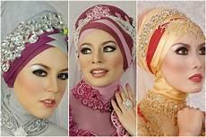 Model Kebaya Maroon Untuk Acara Resepsi Pernikahan