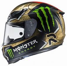 Hjc Rpha 10 Pro Sparteon Lorenzo Replica Helmet Revzilla