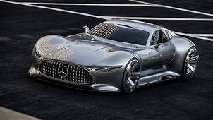 Years Later Mercedes AMG Vision GT Still Looks Unworldly