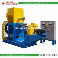 factory price tilapia floating fish feed pellet extruder machine sale in nigeria