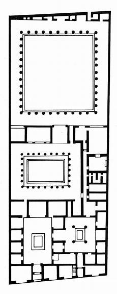 pompeian house plan plan of pompeii how to plan pompeii craftsman floor plans