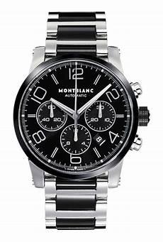 la cote des montres montblanc timewalker chronographe