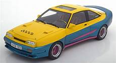 Dtw Corporation Bos Models 1 18 1991 Model Opel Manta B