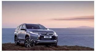 New Mitsubishi Shogun Sport Lands In The UK From &16336905