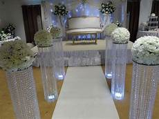 wedding decoration ideas with columns aliexpress com buy 40inch10pcs lot wedding aisle