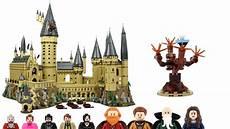 Lego Harry Potter Malvorlagen Lego Harry Potter 2018 Hogwarts Castle 71043 In Depth