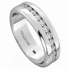 mens titanium 6mm wide classic unisex wedding engagement band ring