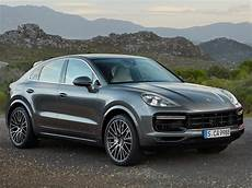 2020 porsche cayenne coupe revealed at media event