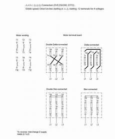12 Lead 480v Motor Wiring Diagram Impremedia Net