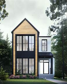 narrow lot modern infill house plans accent infills edmonton s infill home builder in 2020
