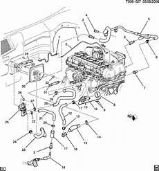 2002 Impala Airbag Wiring Diagram by 2002 Chevy Trailblazer Parts Diagram Automotive Parts