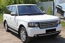 Used 2011 Land Rover Range Rover Photos 5000cc Gasoline