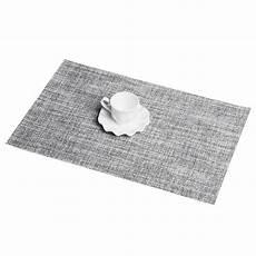 platzdeckchen abwaschbar 4 6er tischset untersetzer platzdeckchen matte abwaschbar